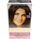 LOreal Paris Excellence Creme Natural Darkest Brown 3 Hair Color 72ml + 100 g