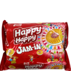 Parle Happy Happy Jam In Cream Biscuit 150 g