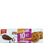 Parle Milano Minis Chocolate Chip Cookies 100 g