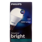Philips Led Bulb 14W B22 1 Pc