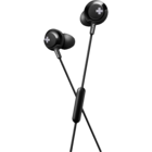 Philips SHE 4305 Black Earphone With Mic 1 pc