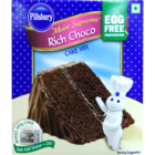 Pillsbury Egg Free Moist Supreme Rich Choco Cake Mix 270 g