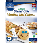 Pillsbury Vanilla Idli Cake Mix Box 120 g