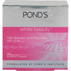 Ponds White Beauty Cream Pinkish White Glow Lightening 25 g