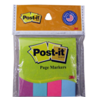 Post-it 4 Colour Prompts 0.75 inches 200 Sheets