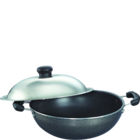 Prestige Omega Select Plus Round Base Kadai 200 Dia 1 Pc