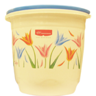 Princeware Bucket Frosty Wave 25 ltr Printed 1 Pc