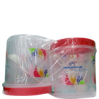 Princeware Twister Packing Container No.9432 Pack of 2 Nos 1 Pc