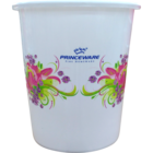 Princeware Waste Bucket Deluxe Small 7 Ltr 1 pc