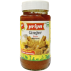 Priya Ginger With Garlic Pickle 300 g