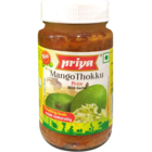 Priya Pickle Mango Thokku With Garlic 300 g