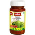 Priya Pickle Mango With Garlic 300 g
