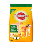 Pedigree Puppy Dog Food Milk & Vegetables 1.2 Kg