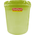 Ratan Ruby Atta Container 5/7/10 Ltr Plain 1 pc