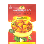 Aashirvaad Ready Meals Aloo Mutter 285 g