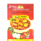 Aashirvaad Ready To Eat Mutter Paneer 285 g