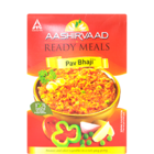 Aashirvaad Ready To Eat Pav Ready Meals Pav Bhaji 285 g