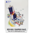 Red Bull Energy Drink Pack of 4 Nos Can 250 ml
