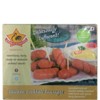 Republic of Chicken Cocktail Sausages 500 g