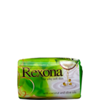 Rexona Silky Soft Skin Coconut & Olive Oil Soap Bar 100 g