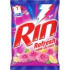 Rin Lemon & Rose Detergent Powder 1 Kg