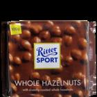 Ritter Sport Whole Hazelnuts 100 g