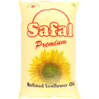 Safal Premium Refined Sunflower Oil 1 Ltr