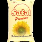 Safal Premium Refined Sunflower Oil 1 Ltr