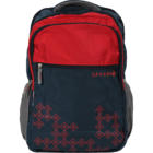 Safari Folk 2 Navy Blue Backpack 1 pc