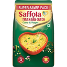 Saffola Masala Oats Curry & Pepper 400 g