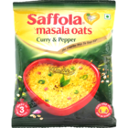 Saffola Masala Oats Curry & Pepper 43 g