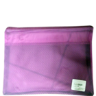 Sai Cleard Netted Zip Pouch Fc Size Ch2257 1 Pc