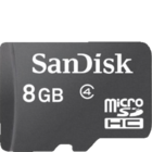 SanDisk Micro SD Card Mobile 8GB 1 pc