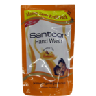 Santoor Essential Oil Handwash Pouch 180 ml
