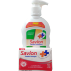 Savlon Herbal Sensitive Handwash Pump 220 ml