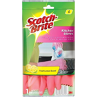 Scotch Brite Kitchen Gloves Small 1 pc