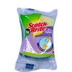 Scotch Brite Scrub Sponge 10 cm X 6 cm 1 pc