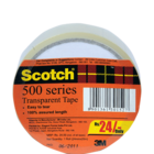 Scotch Transparent Tape 24mm X25m 1 pc