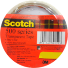 Scotch 500 Seres Transparent 12mm X 25mm 1 Pc
