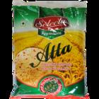 Selecta Premium MP Sharbati Whole Wheat Atta 1 Kg