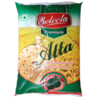 Selecta Premium MP Sharbati Whole Wheat Atta 5 Kg