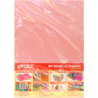 Shanti Asrtd Colour Copier Paper A4 100 Sheet Pack 1 pc
