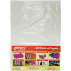 Shanti Canvas Drawing Sheet A4 10 pc Pack 1 pc