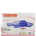 Signoraware Compact Lunch Box No.514 1 Pc