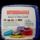 Signoraware Smart N Slim Lunch Box No.58 1 Pc
