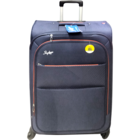 Skybags Jive 4 Wheel Exp Blue Soft Luggage Strollley 76 cm 1 pc