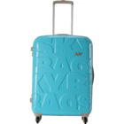 Skybags Oscar Hard Luggage Strolley Tropical Blue  55 cm 360 A 1 pc