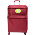 Skybags Sky Surf Strolley with 4 Wheels Red 59 cm 1 pc
