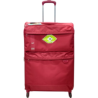 Skybags Sky Surf Strolley with 4 Wheels Red 81 cm 1 pc