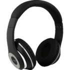 Slanzer SZH N222BK On the Ear Headphone Black 1 pc